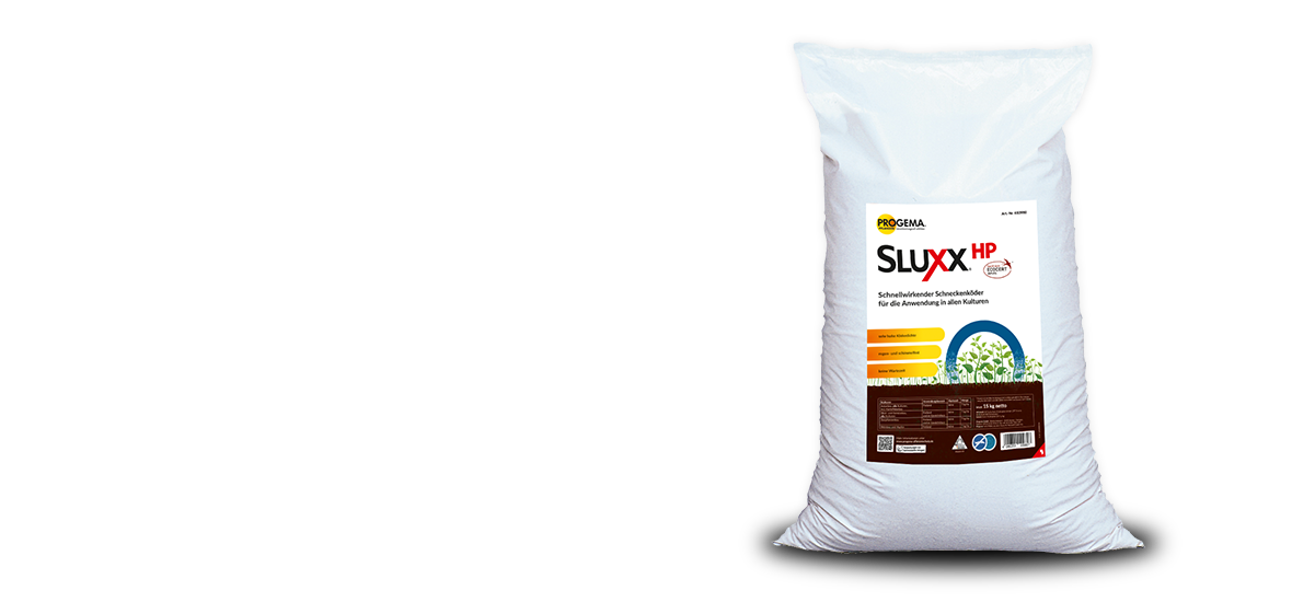SLUXX HPfast-acting snail bait for application in all crops